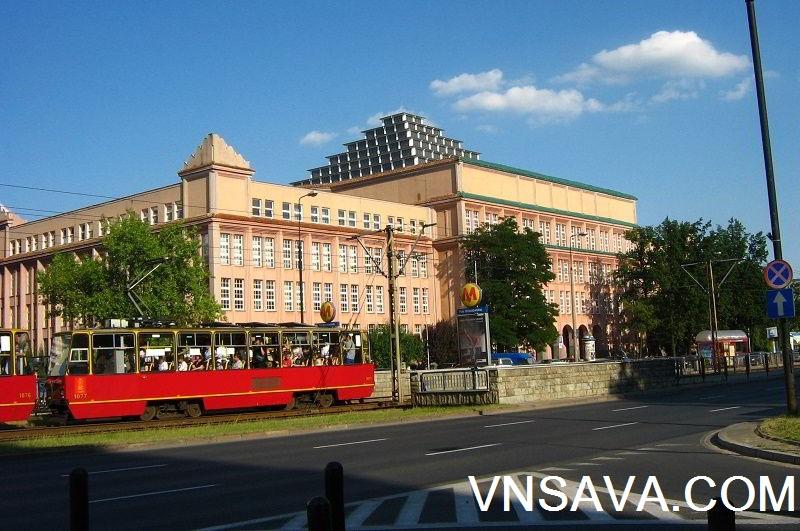 Du học Ba Lan - Tư vấn, học bổng, chí phí, visa - Vnsava.com