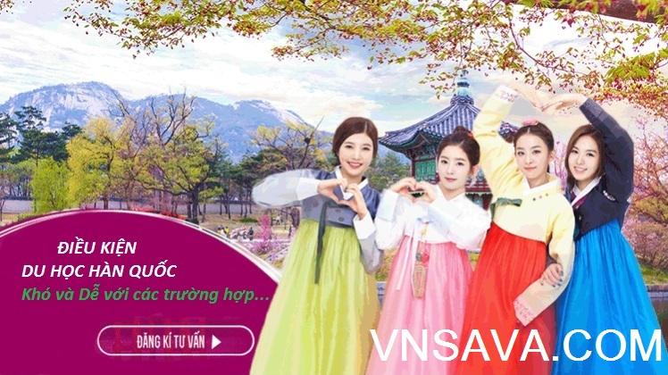Du học Hàn Quốc - Tư vấn, học bổng, chí phí, visa - Vnsava.com