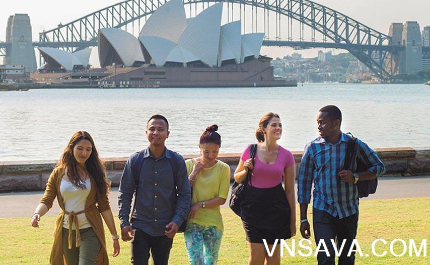 Du học Úc - Tư vấn, học bổng, chí phí, visa - Vnsava.com