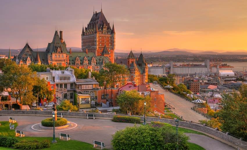 Québec nơi được nhiều du học sinh lựa chọn để du học và định cư