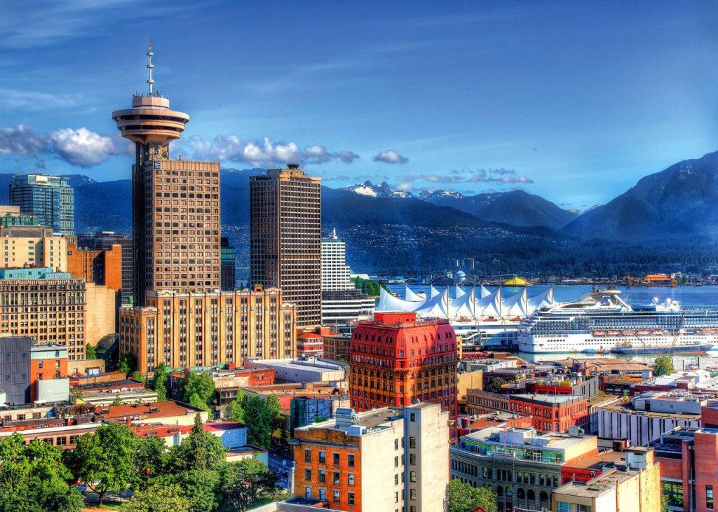 Các thành phố ở Canada có nhiều du học sinh Việt sinh sống