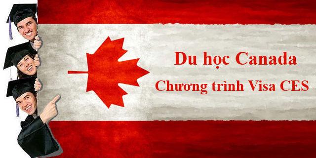 thông tin chính sách điều kiện du học Canada theo diện ces là gì - vnsava.com