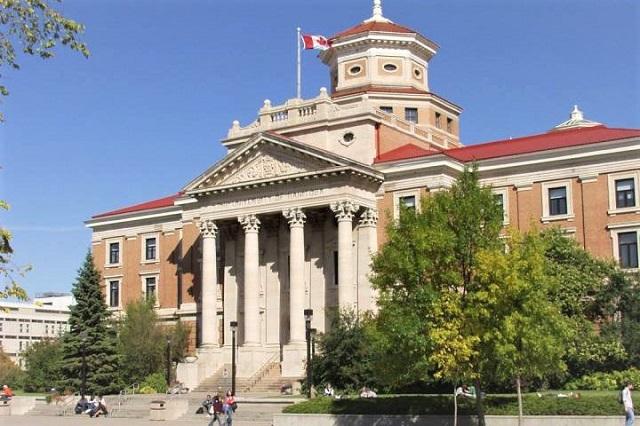 Trường Đại học University of Manitoba
