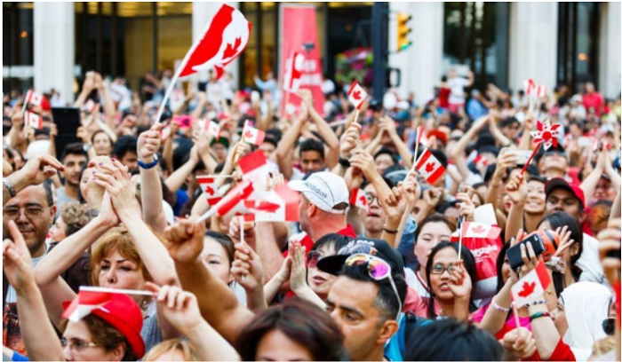 Tìm hiểu người Canada nói tiếng gì ? - vnsava.com