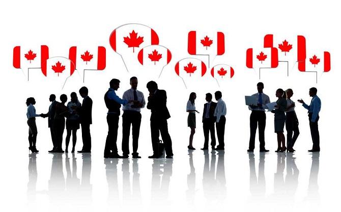 Người Canada nói tiếng gì trong giao tiếp