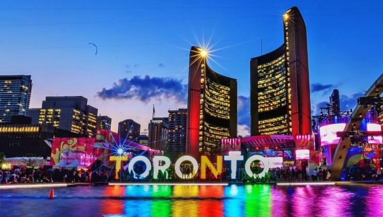 Khí hậu ở Toronto Canada