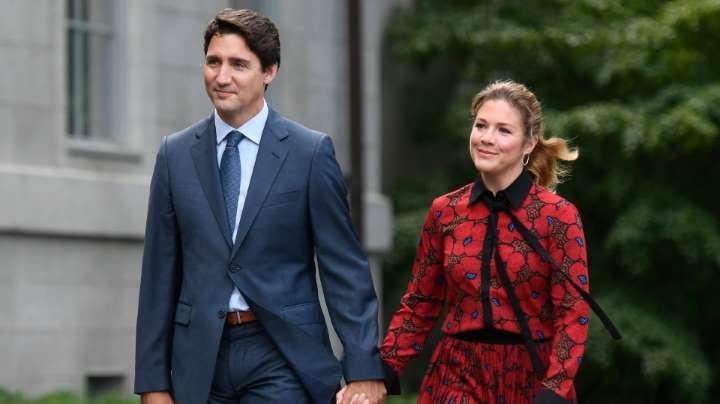 thủ tướng canada và vợ - vnsava.com