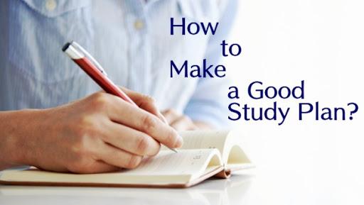 Cách viết study plan xin visa hiệu quả và mẫu study plan