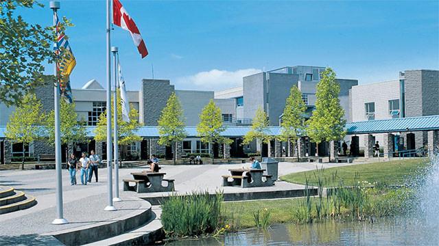 Trường Đại học Kwantlen Polytechnic, Canada