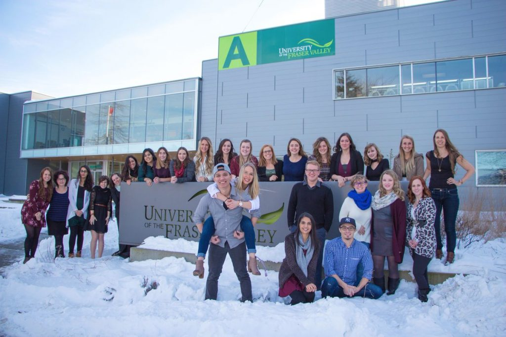 Trường đại học University of the Fraser Valley