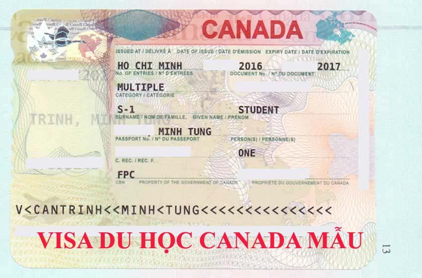 Điều kiện Xin Visa du học Canada 2020: thời gian bao lâu và kinh nghiệm