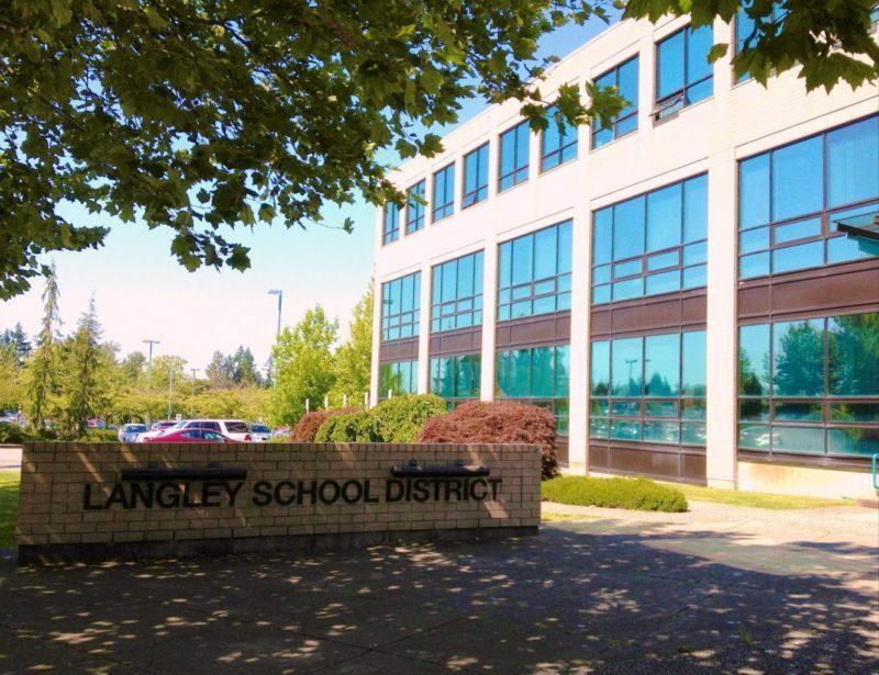 Tư vấn du học Canada Hội đồng trường Langley School District No. 35