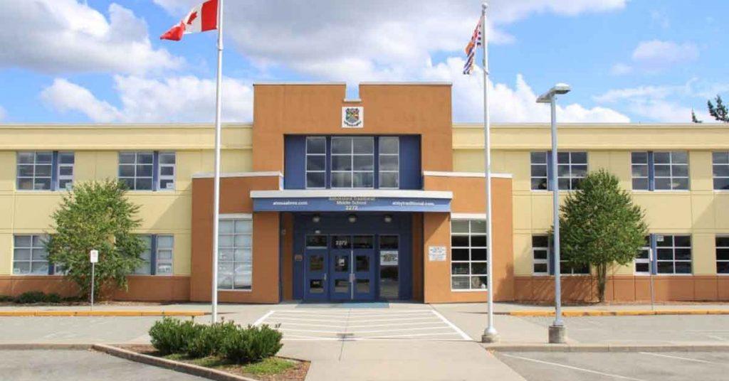 Sở Giáo Dục Học Khu Abbotsford School District, Abbotsford, British Columbia, Canada