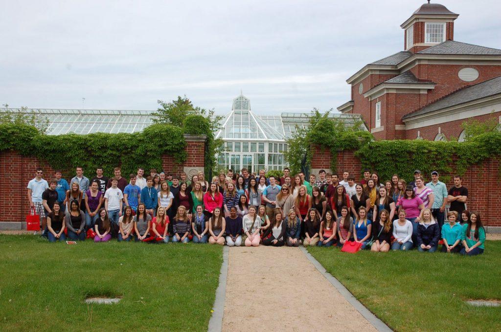 Trường Acadia University ở Canada