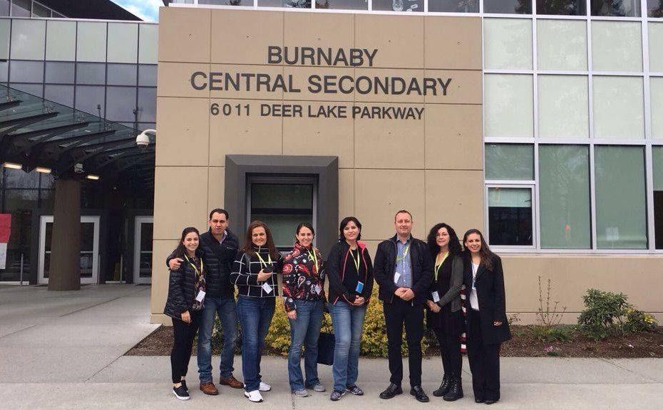 Tư vấn du học Canada Hệ thống Phổ thông Burnaby School District 2020