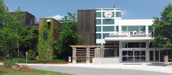 Tư vấn đi du học Canada Trường Cao đẳng Fleming College