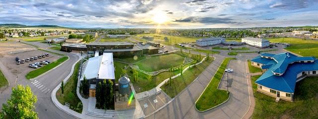 Thông tin Cao đẳng Northern Lights College: Ngành học, học phí & đánh giá