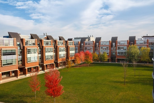 Du học Canada Đại học University Of Ontario Institute Of Technology
