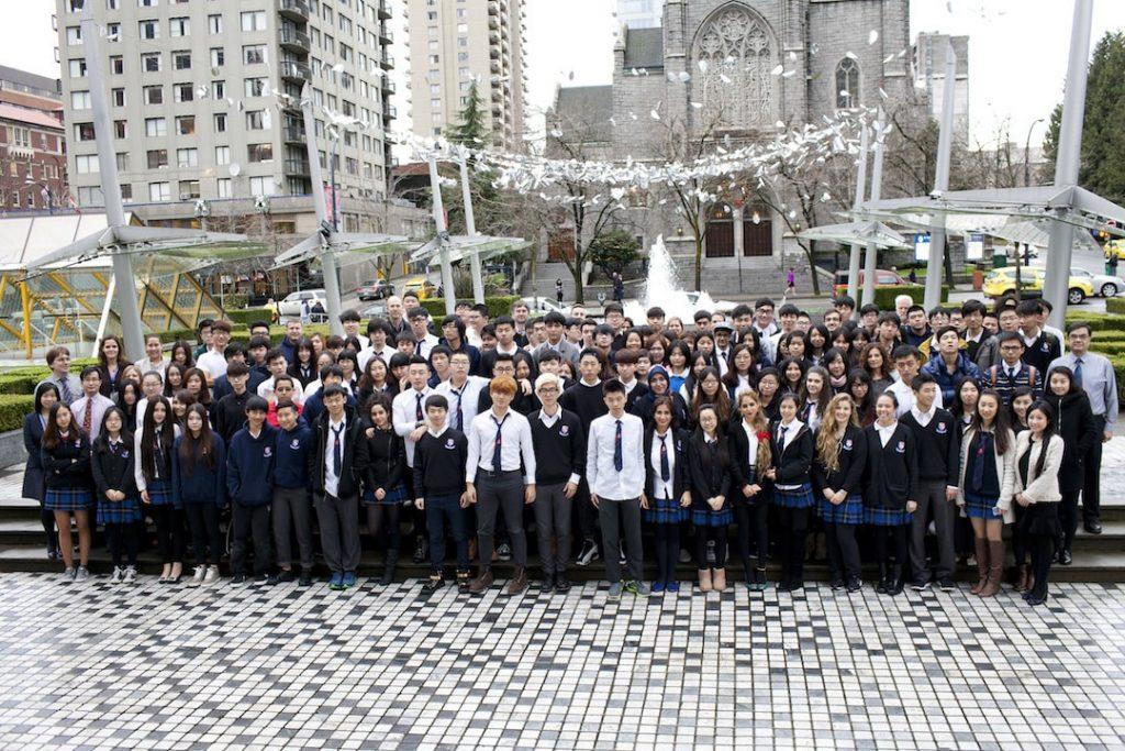 Tư vấn hồ sơ du học Canada Trường Trung Học Pattison High School – Canada