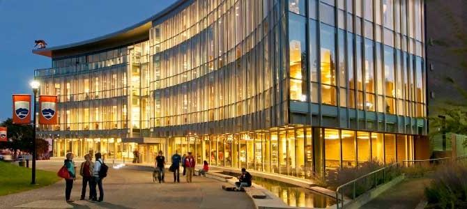 Du học Canada chọn đại học Thompson Rivers (TRU)