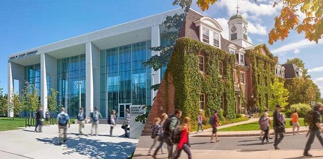 Thông tin Đại học University of New Brunswick: Ngành học, học phí & đánh giá