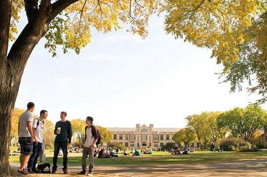 University of Saskatchewan – Ngôi trường Đại học lớn nhất của tỉnh