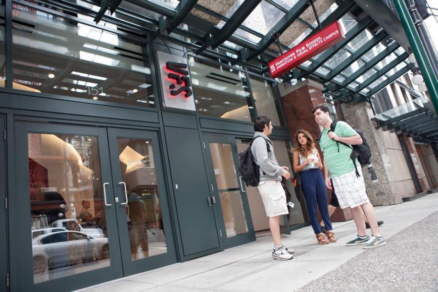 Tư vấn du học Canada Vancouver Film School – Điểm đến cho con đường phát triển Nghệ thuật