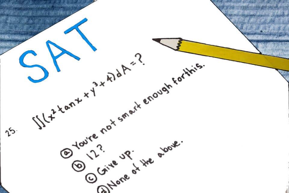 Những thông tin cần biết bài thi SAT
