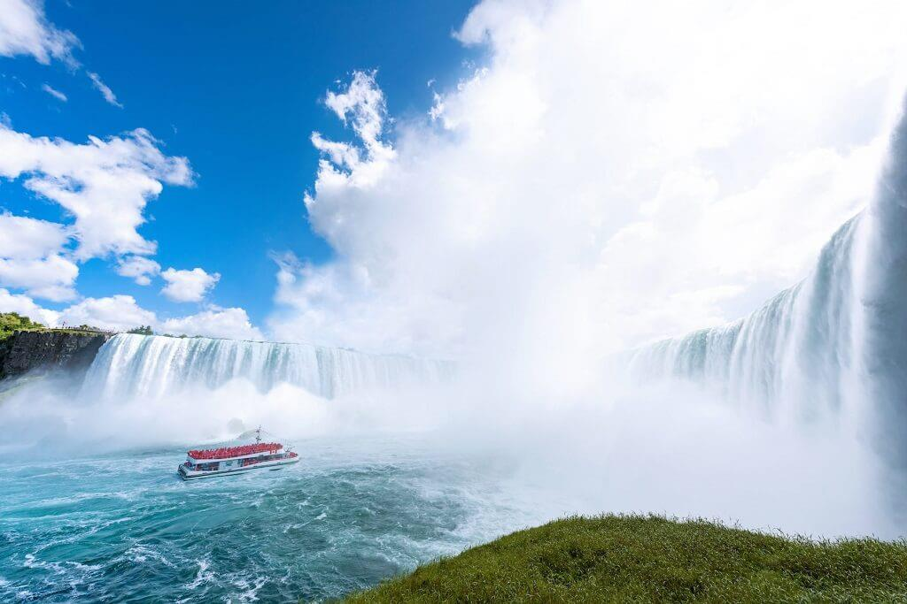 Thác nước Niagara, thiên đường trên mặt đất