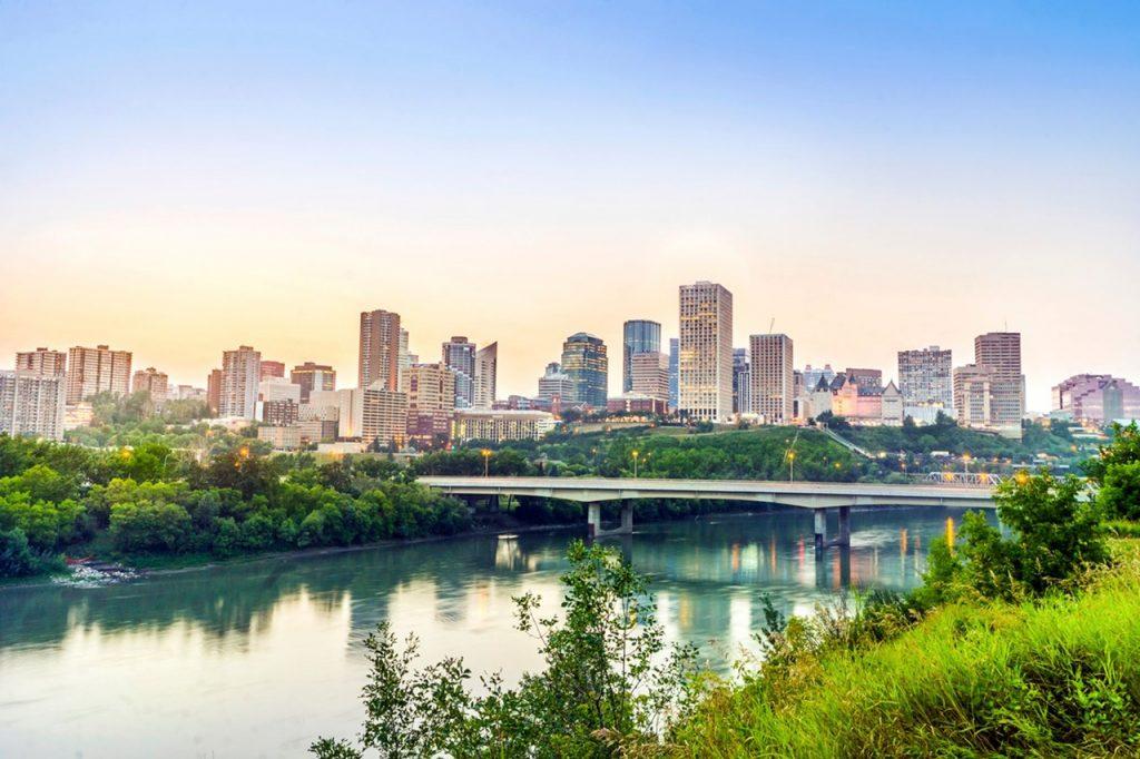 Tư vấn du học Canada tại Thành phố Edmonton Canada