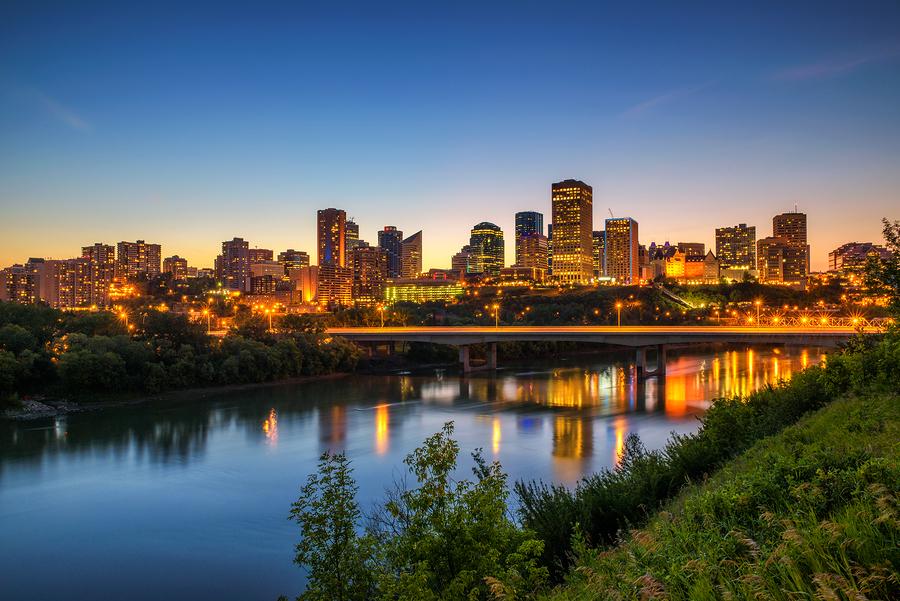 Giới thiệu thành phố Edmonton - Canada