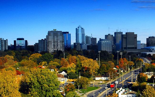 Tư vấn du học Canada tại Thành phố London CA, Ontario, Canada