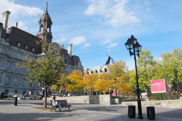 Cuộc sống tại thành phố Montreal Canada
