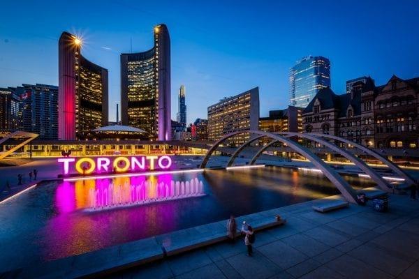 Toronto – thành phố lớn nhất Canada