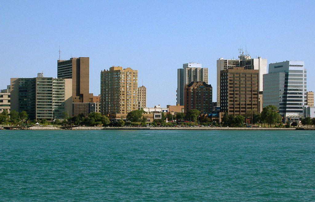 Khám phá thành phố Windsor Canada - Thành phố hoa hồng