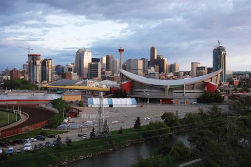 Thành phố Calgary, Alberta