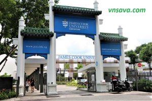 Đại học Công lập James Cook (JCU) Singapore
