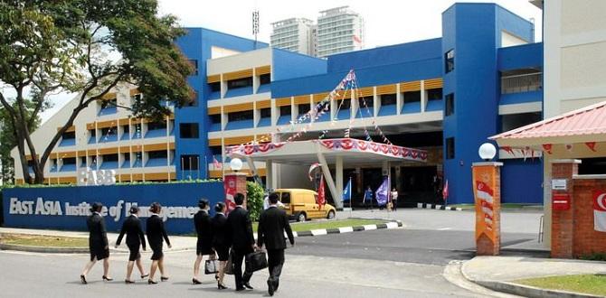 Học Viện EASB – Ngôi Trường Số 1 Singapore Về Kinh Doanh